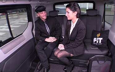 World's luckiest chauffeur
