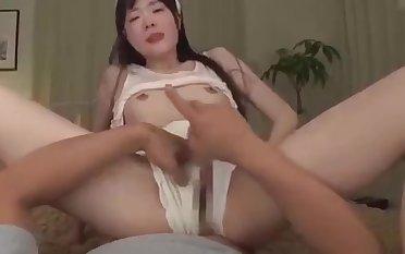 Fabulous porn scene Asian watch full version
